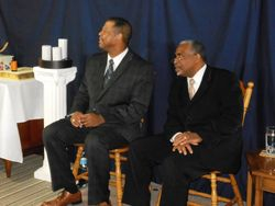 Pastor & Bishop Cole
