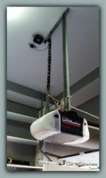 WIFI garage opener installation-Sam the Handyman Montreal
