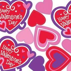 Valentine Cutouts £8.99