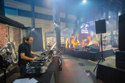 DJ/VJ FRANÇOIS - HARLEY PRÉMONT 2012