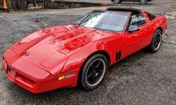 16.86 Corvette C4
