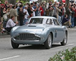 1954 Siata 208SC Balbo Coupe