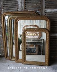 Louis Philippe Mirrors