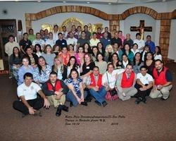 RETIRO DE SERVIDORES DE LA COMUNIDAD SAN PABLO