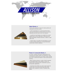 ALLISON BLADE