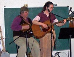 Allen Hopkins & Brooke Pevear at Hospeace Benefit