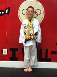 06/7/2015 Metro Open TKD Championships  Garry Woods 2nd Place Forms  3rd Place Breaking  1st Place Weapons 3rd Place Sparring