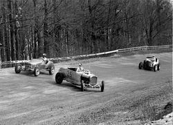 Backstretch Winchester Speedway 1947