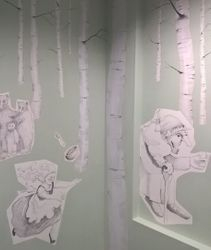 The Fairytale Mural