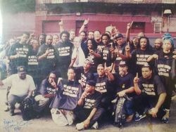 The Apollo Stage Crew 2000 Before we turned Union Local 1