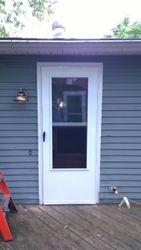 Storm Door Repalcement