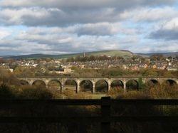 Newmills viaduct