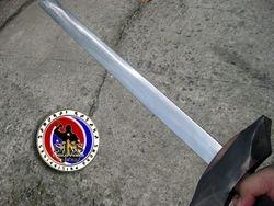 Ramil Sayre's Custom Made Kampilan