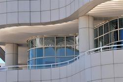 Getty Center Detail