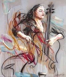 Cellist #05, 2013