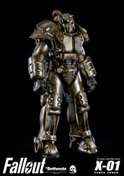 Fallout X-01 Armor