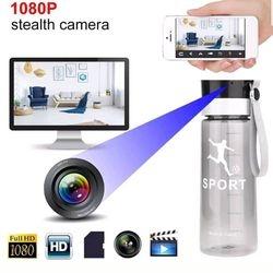 Spy water bottle with WiFi!!