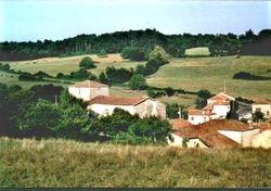 Parzac, my little village