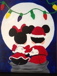 Holiday Mickey