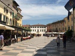 Lazise, Lake Garda, Italy, 2019.