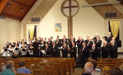 Combined Choirs, OCMC and Village Voices