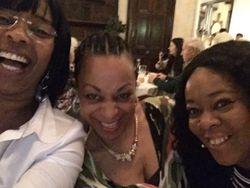 Clu Ladyday's Sandra WR & Sandra J with Karen