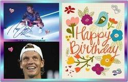 Happy Birthday Tomas Berdych!