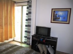 Dormitorio 1 con balcon