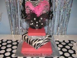 Diva Graduation Cake!