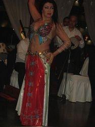 Asmahan Show at Nile Maxim