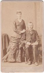 Daniel Geib and Lucinda Jemima Geib, Madison, WI