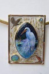 Great Egret SOLD