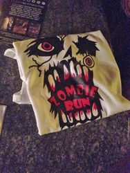 We were very thankful to be on the Dr Best House ZOMBIE RUN T-shirt as a sponsor!