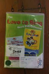 Long to Sing Music DVD collection