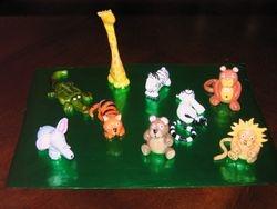 Marzipan Animals