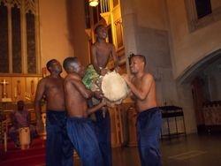 Resurrection Dance Theater of Haiti 2012