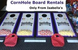 Corn-Hole Board Rental