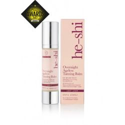 £10 He-Shi Overnight Ageless Tanning Balm 50ml