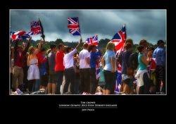 The crowd London Olympic 2012-Eton Dorney-England