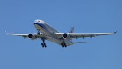 China Airlines Airbus A330-300 B-18357