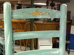 1 of 4 mtching chairs