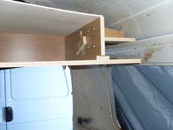 VW T2 Fitting Photos