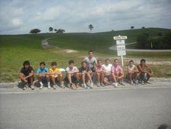 Vista View Hill Practice