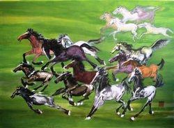 17 Wild Horses