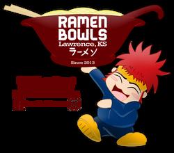 Ramen Bowls - Lawrence, KS - Logo