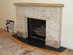 boulder Colorado fireplace