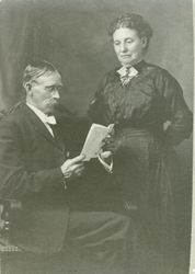 Robert B. and Rebecca Ann (McConnell) Rice