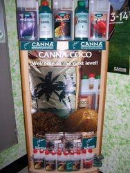 Canna Range