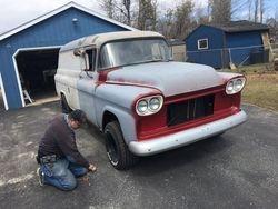 17.58 Chevy panel van