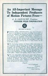 PIONEER FILM CORP